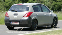 New Nissan Almera Spy Photos