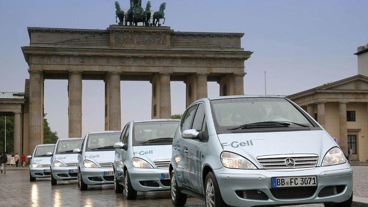 Mercedes-Benz A-Class F-Cell