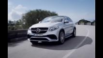 Mercedes-AMG GLE 63 Coupé, le prime immagini