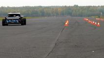 Arrinera Hussarya rolling chassis tests with Lee Noble 22.11.2013