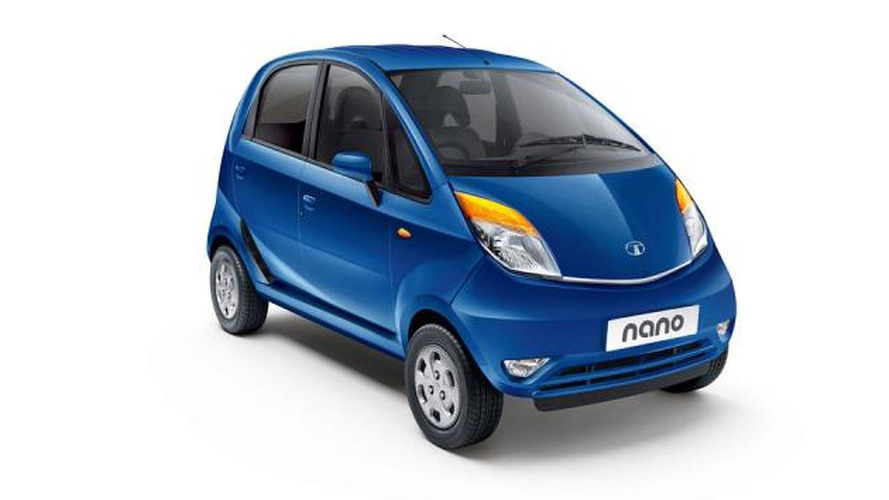 2014 Tata Nano unveiled, features a new CNG engine