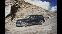 Mercedes GLK 220 CDI 4 Matic Sport, 4 anime in un SUV
