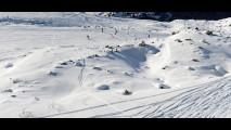 Schumacher, la pista da sci dove è avvenuto l'incidente
