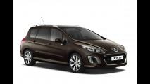 Peugeot 308 Restyling - Wagon