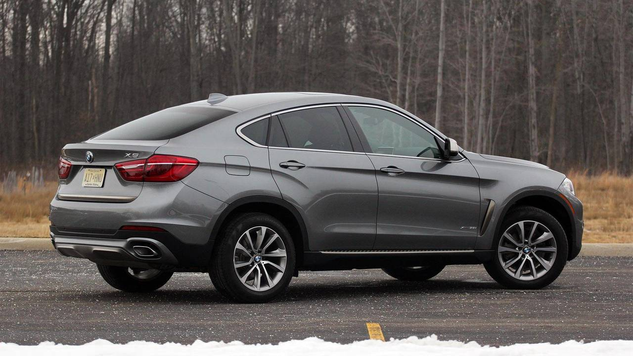 2018 Bmw X6 Xdrive35i Review Photo