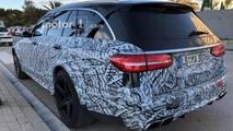 Mercedes-AMG E63 wagon casus fotoğraflar