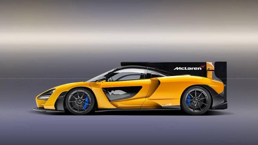 McLaren Senna Speedster, LMP yorumları