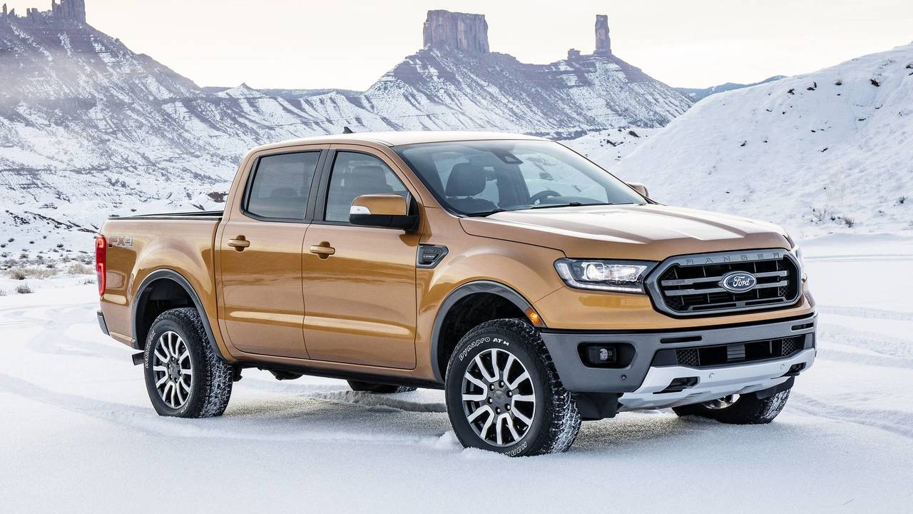 can you spot the hidden bigfoot in these 2019 ford ranger images. Black Bedroom Furniture Sets. Home Design Ideas