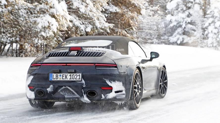 Porsche 911 Cabrio2019 - Flagra