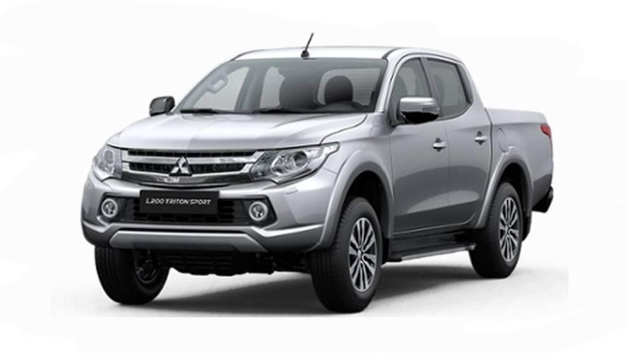 Mitsubishi L200 Triton Sport terá nova versão topo de linha HPE-S