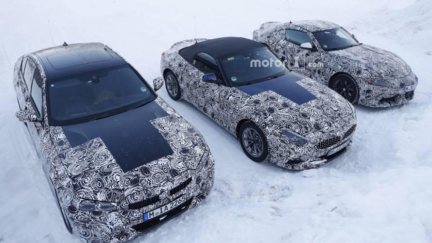 Yeni BMW Z4 ve Toyota Supra Cenevre'de tanıtılabilir