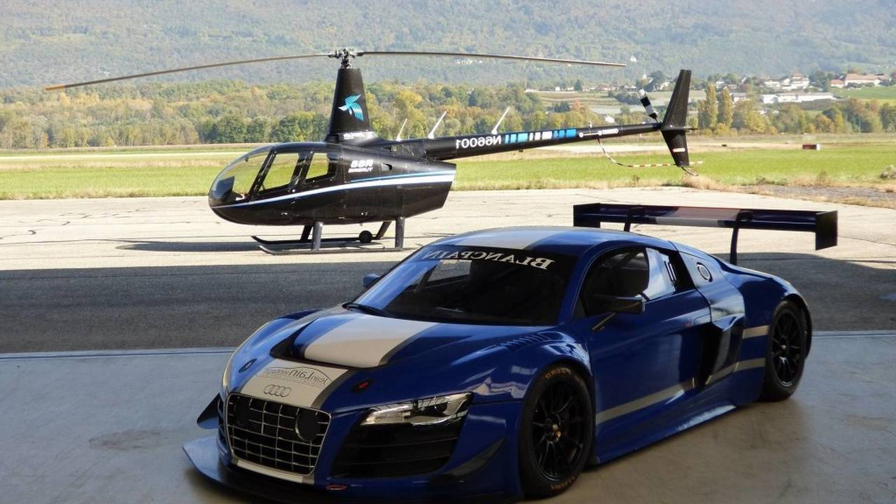 9 000 Audi R8 Race Car With Solid Racing Pedigree Up For Sale Car