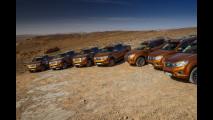 Nissan Navara, la prova nel deserto 015