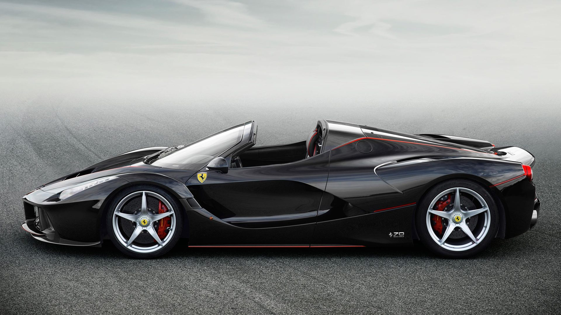 More Ferrari Hybrids From Ceo Says