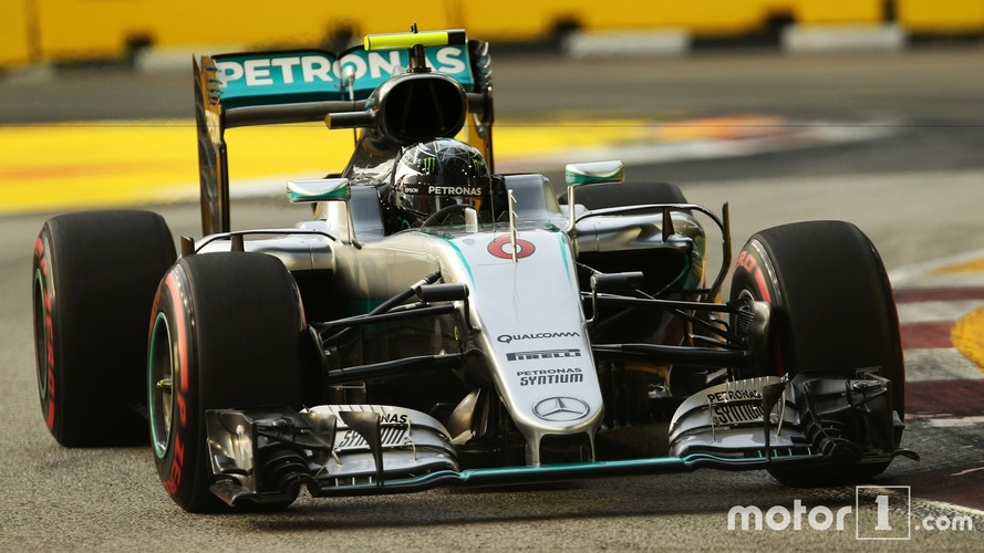 GP du Japon - Qualifications : Rosberg devance Hamilton de... 82 cm !