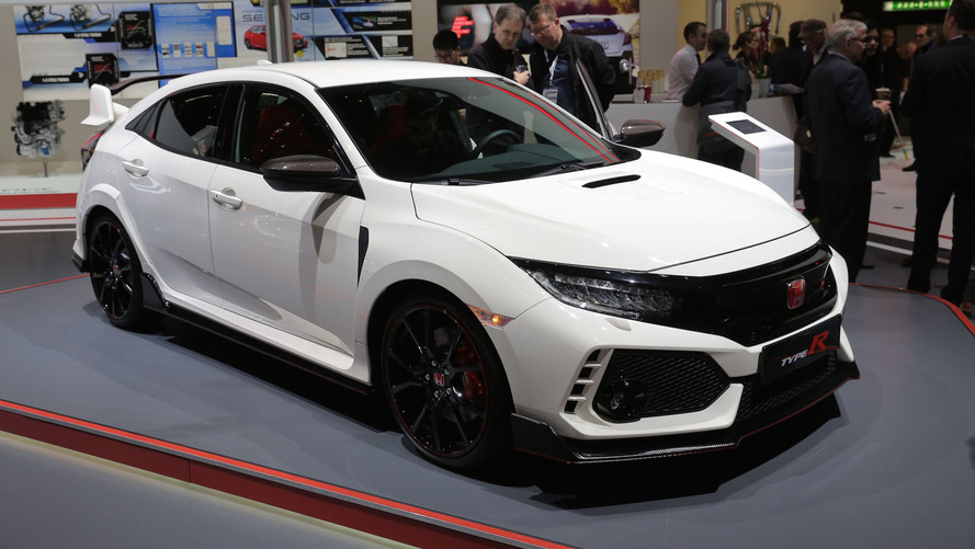 Honda Civic Type R Gets 25 MPG Combined Rating From EPA