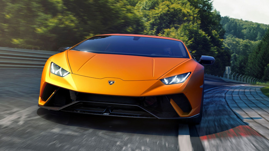 Lamborghini has proof that it broke the Nurburgring lap record
