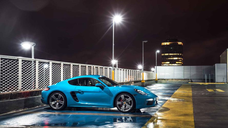 2017 Porsche 718 Cayman Review