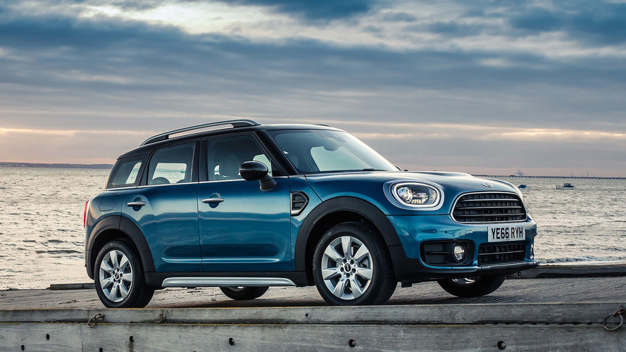 2017 Mini Countryman Review