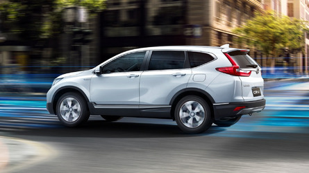Honda CR-V 2017: nueva versión híbrida