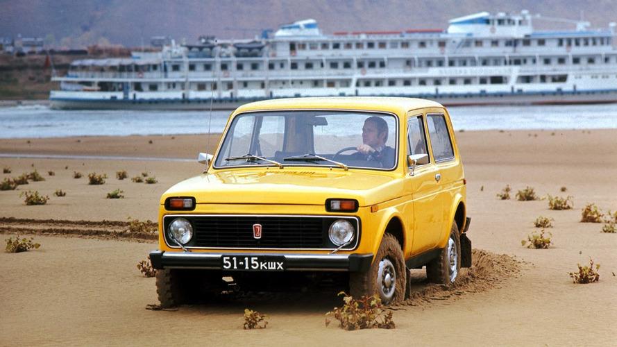 Lada Niva - 40 ans et toujours aussi tendance