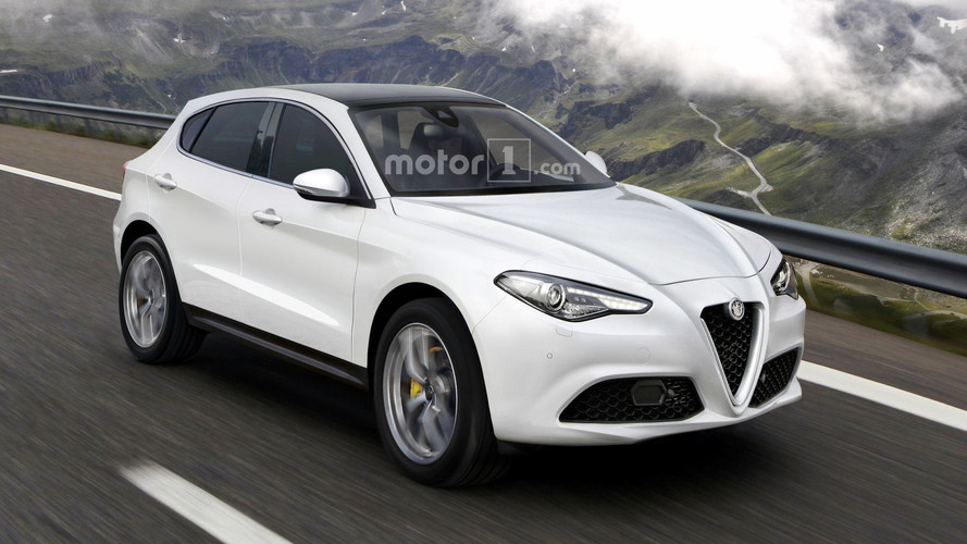 Alfa Romeo - jövőbeni SUV-k