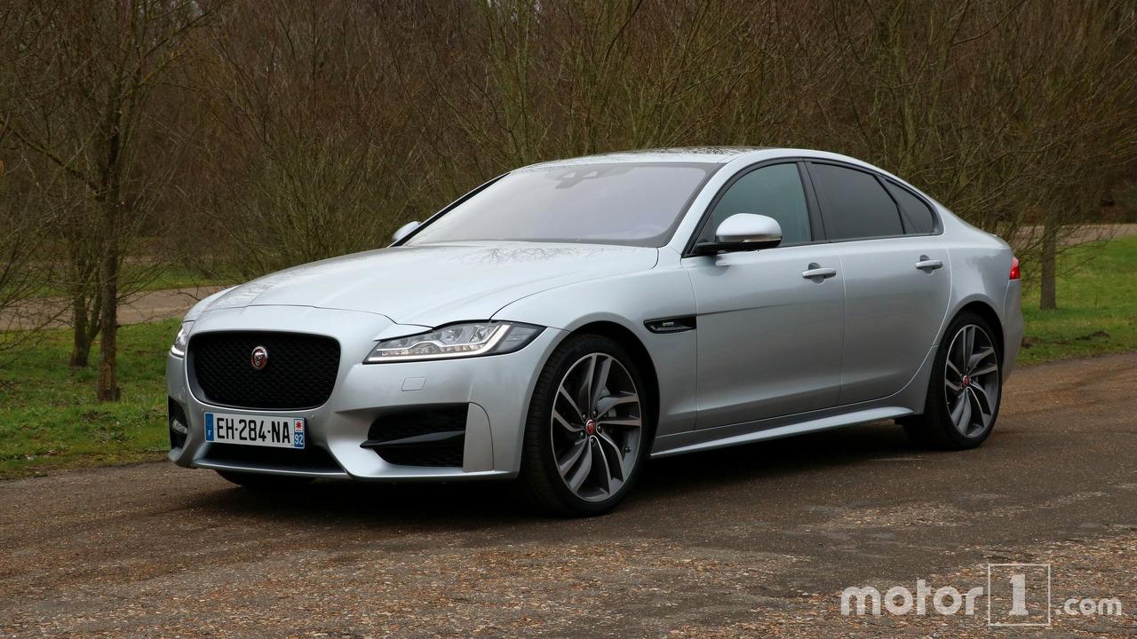 essai jaguar xf v6 3 0 300 ch le diesel a encore du bon