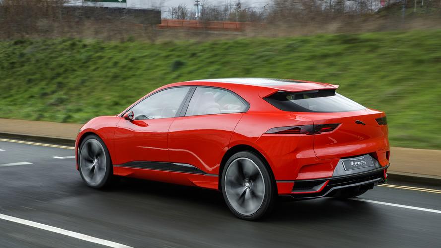 Déjà 500 précommandes pour le Jaguar I-Pace