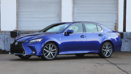 2017 Lexus GS 350 Review: Low On Sport, High On Value