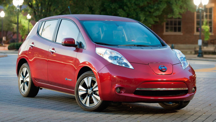 Nissan Offering $10K Off Leaf To University Of Oregon Students