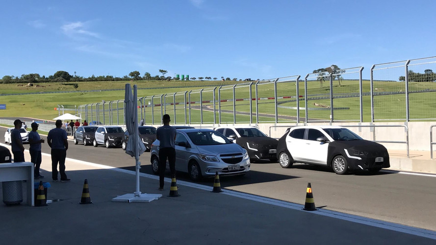 Fiat Argo treinamento de rede