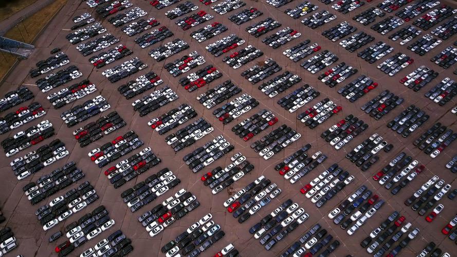 Volkswagen Audi Cars Stolen From Dieselgate Buyback