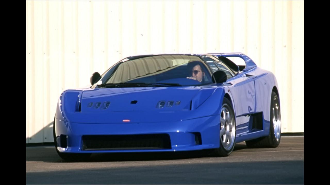 Bugatti Cyan (1994)