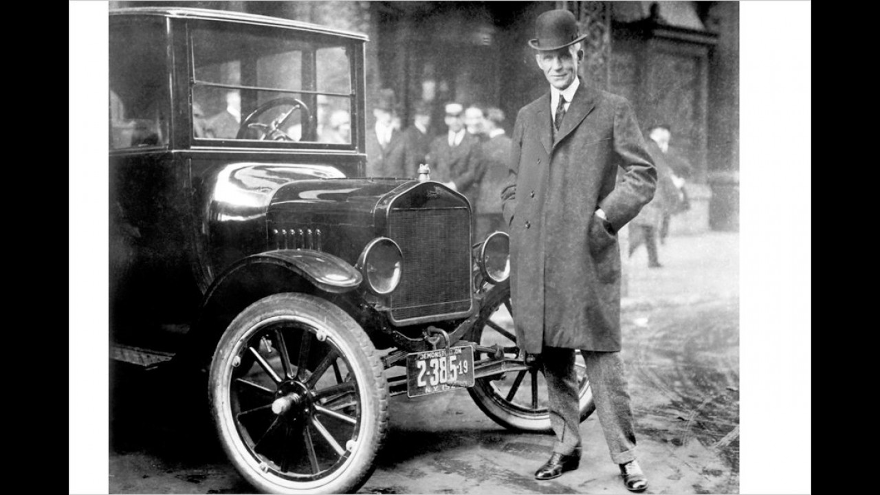 Henry Ford (1921)