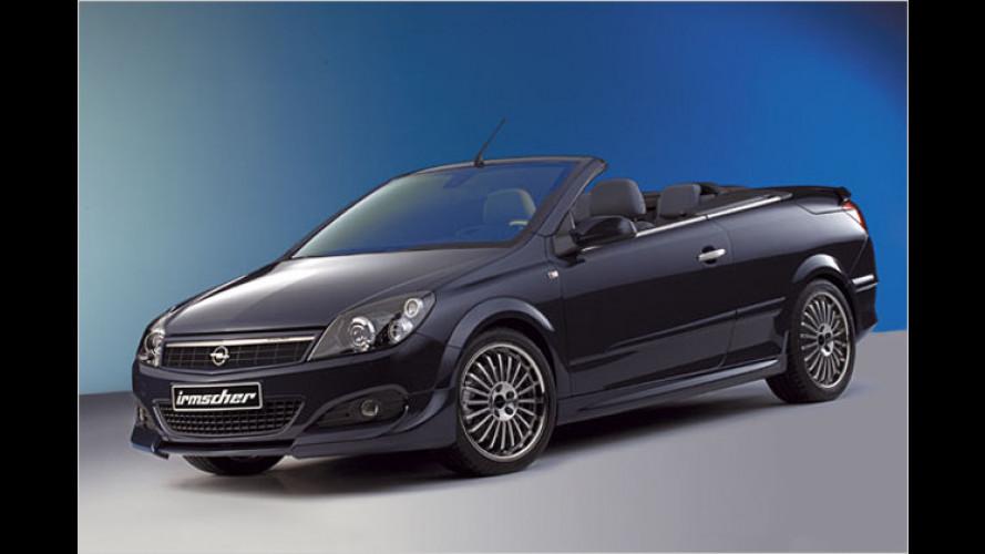 Sportliche Opel-Cabrios: Irmscher-Tuning für Astra und Tigra
