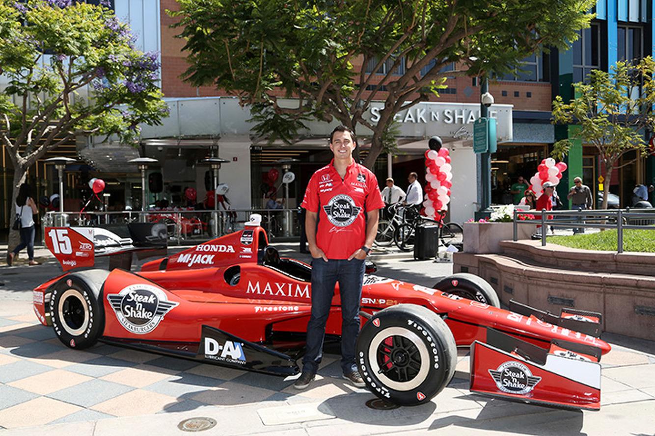 Interview: Graham Rahal Confident Honda Will Return in 2016