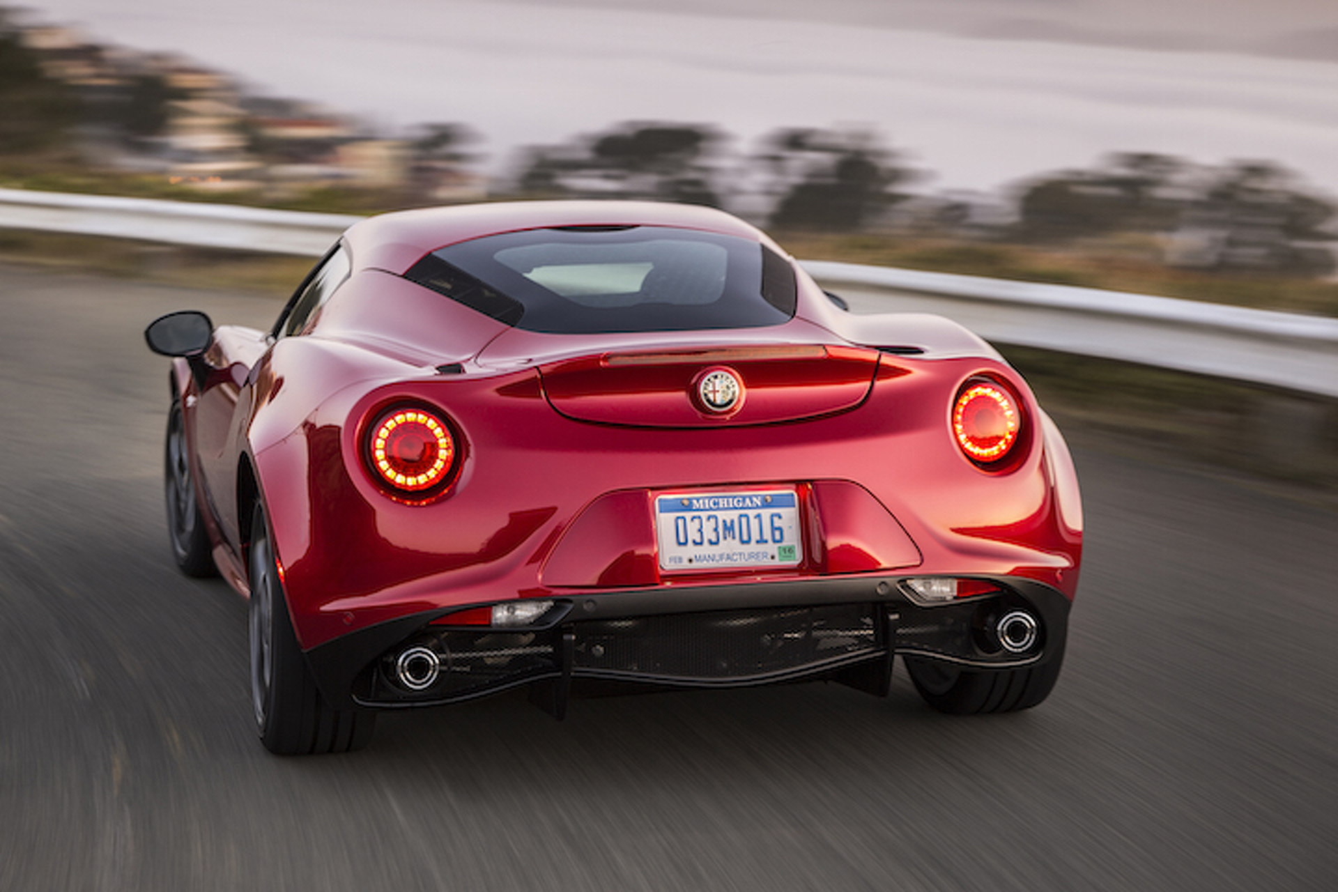 How Well is the Alfa Romeo 4C Selling in the U.S.?