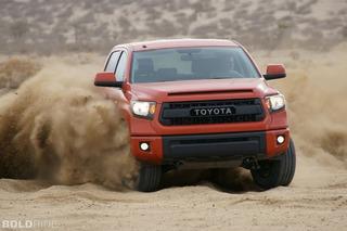 2015 Toyota Tundra TRD Pro Starts at $41,285