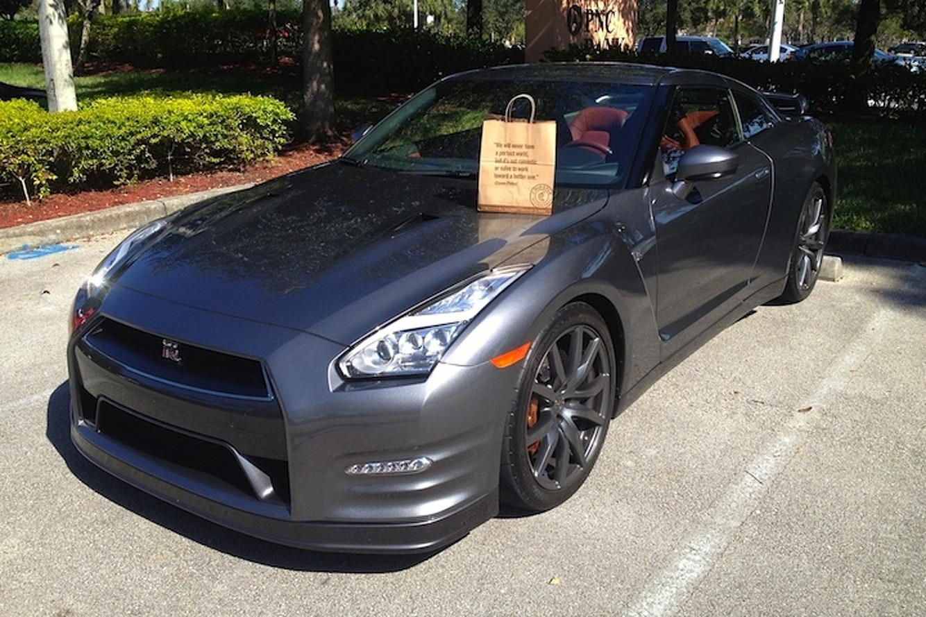 can you really drive a nissan gt r every day. Black Bedroom Furniture Sets. Home Design Ideas