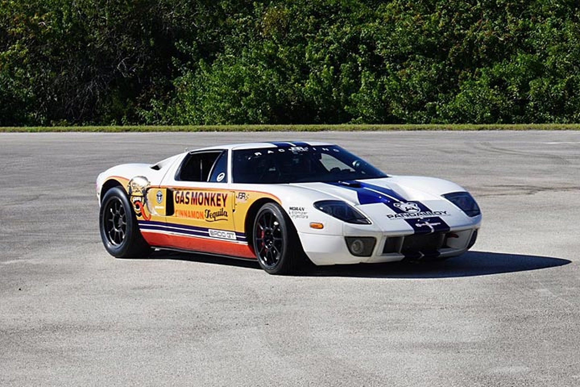 This Twin-Turbo Ford GT is Gunning for 300 MPH