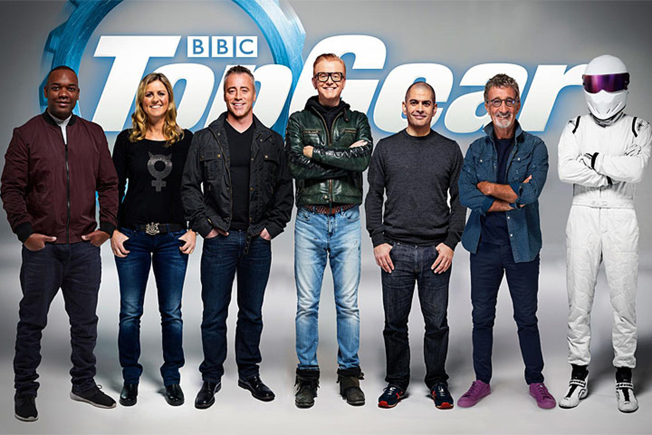 Meet the All-New Cast of Top Gear