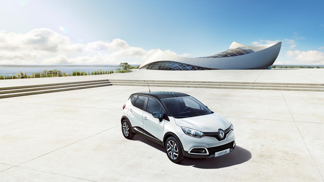 Renault Captur Wave special edition