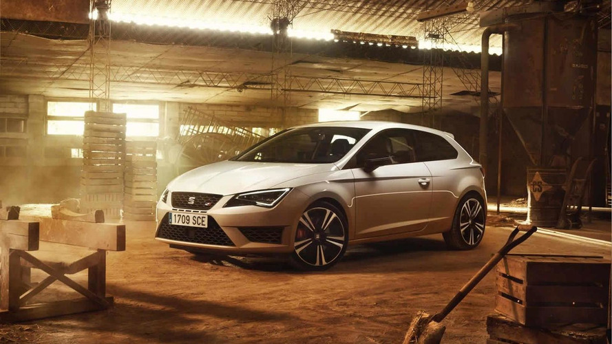 SEAT Leon Cupra facelift coming with extra 10 hp, AWD wagon