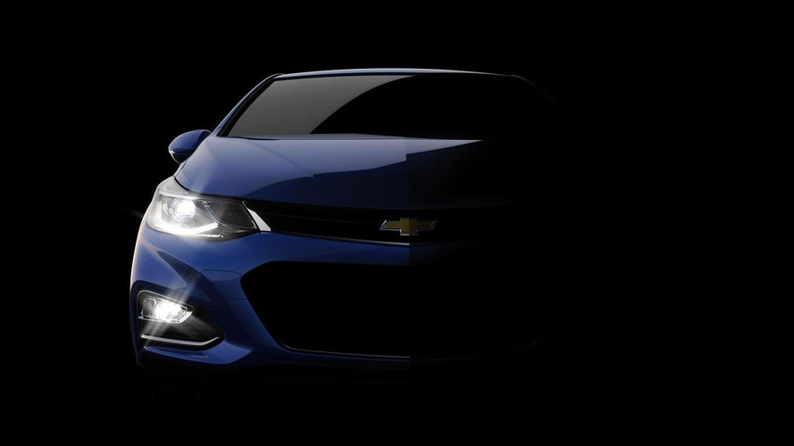 2016 Chevrolet Cruze will be lighter & larger than its predecessor