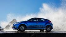 Hyundai Veloster Street Turbo 2016