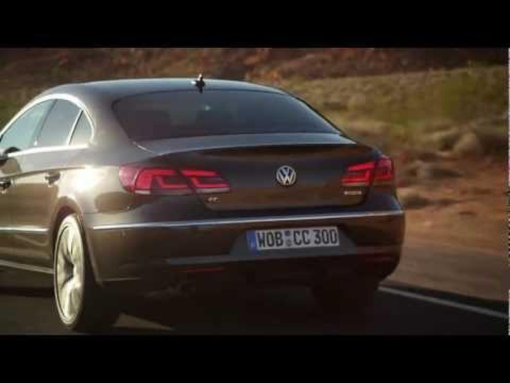 2013 Volkswagen CC Footage