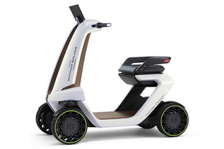 """Honda """"Wander"""" Concepts Preview a Bright Future for Personal Mobility"""