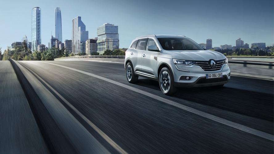 Renault dévoile le nouveau Koleos
