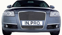 in.pro stainless-steel chrome grille for Audi A6