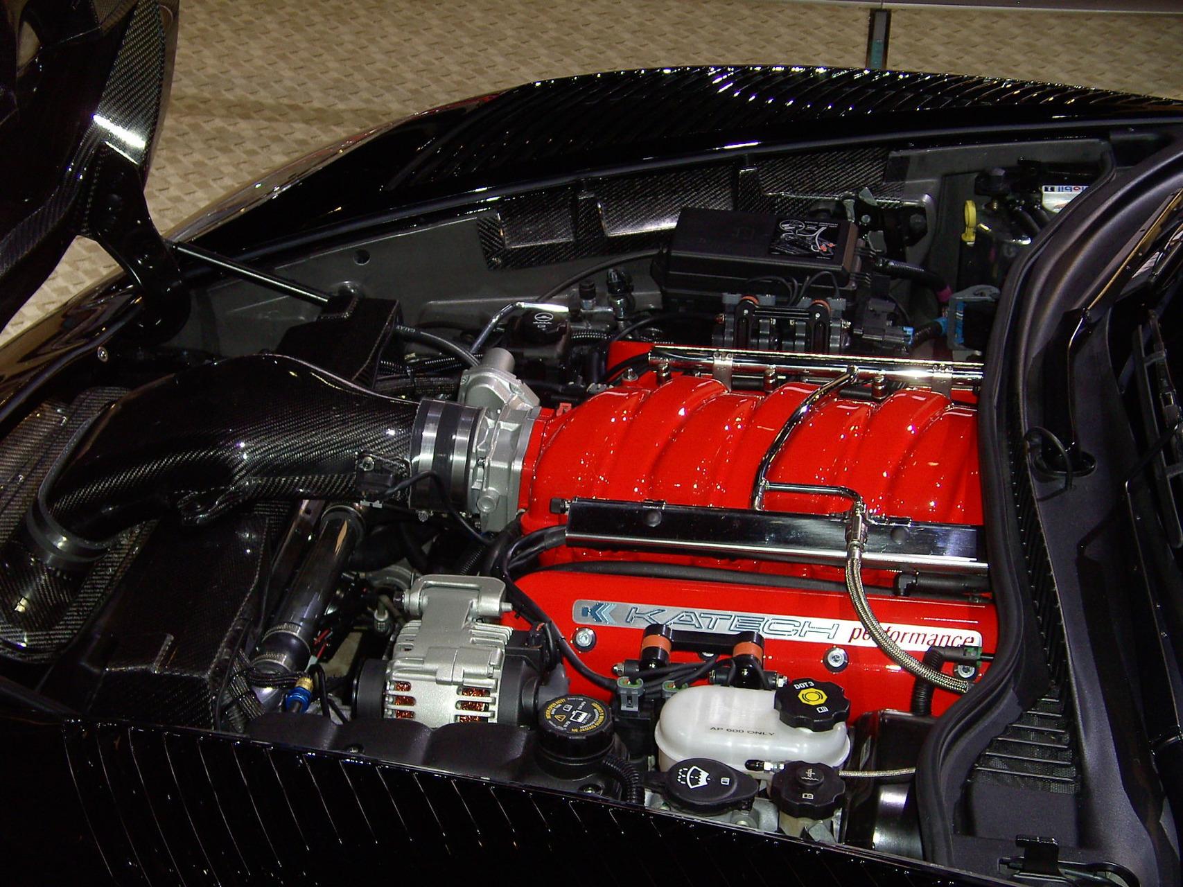 Chevrolet Jay Lenos Corvette C6RS E85